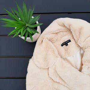 Mario Serrani faux fur coat